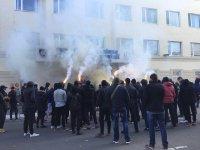 Акция С14 у здания полиции. 7 ноября. Херсон