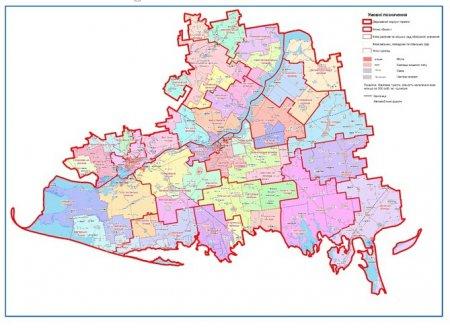 Новий план об'єднання громад Херсонщини. Квітень 2020 року